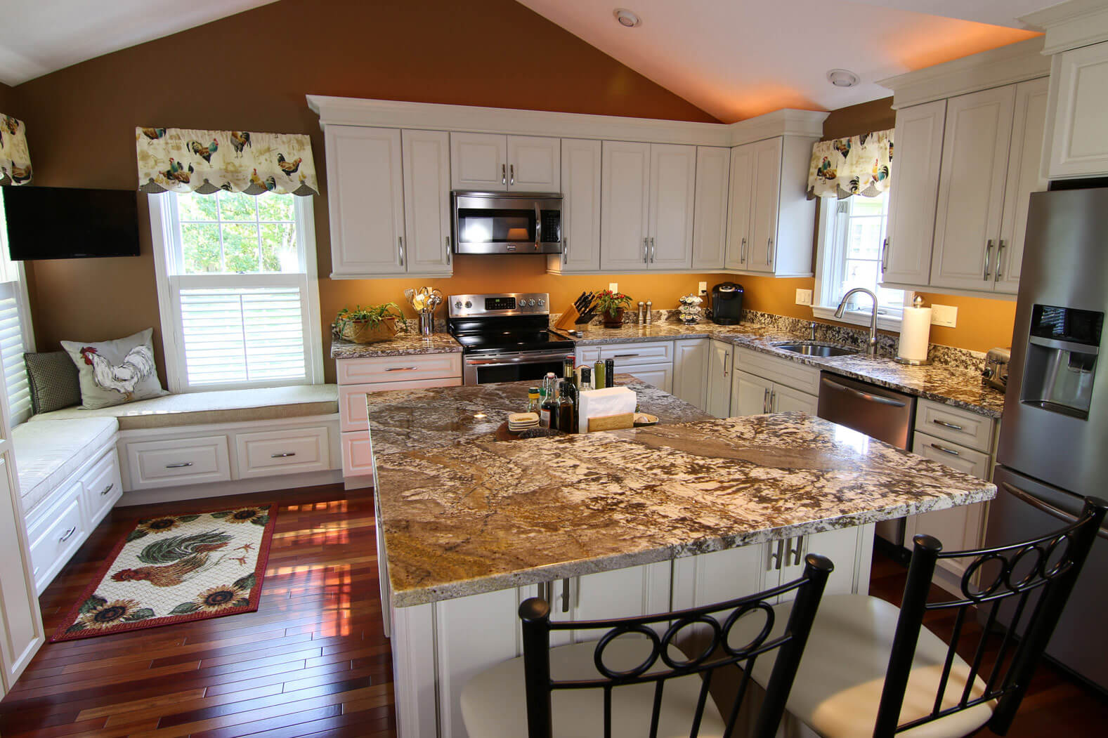 Kitchen Design Bedford Nh